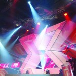 GloFactor: X Factor Electrifies Audience with Massive X Stage