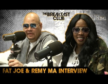 "Fat Joe  & Remi Ma calls Tiwa Savage the ""biggest African chic in the world""  in an interview"