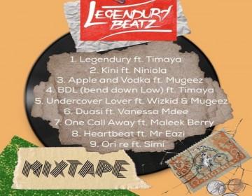 NEW MUSIC: Legendury Beatz ft Wizkid & Mugeez – Undercover Lover