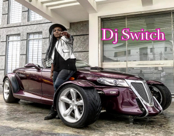 Peter of P-Square Signs Glo X Factor Winner DJ Switch to PClassic Records