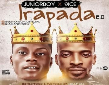 Video Footage(B.T.S): Junior Boy ft. 9ice – Irapada (Courtesy: AMusic Channel)