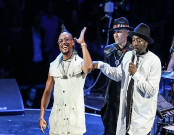 Black Eyed Peas to perform at Champions League Final.