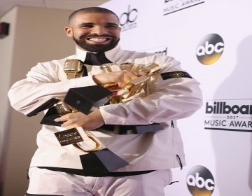2017 #BBMAs: Drake breaks Record as He claims 13 Awards | See Full List of Winners
