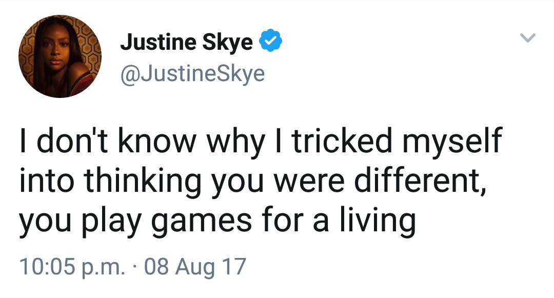 Justine-Skye twit1