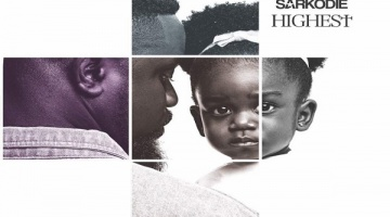 Sarkodie Reveals Artwork And Tracklist For New Album 'HIGHEST'