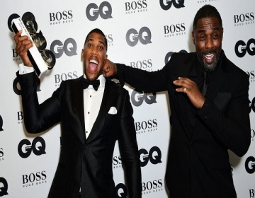 Anthony Joshua, Pele, Stormzy Honored at the GQ Men of the Year Awards 2017