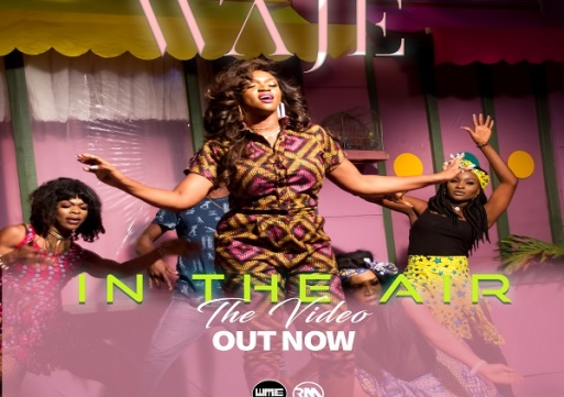NEW VIDEO: Waje – In The Air