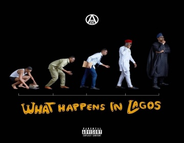 """Ajebutter22 unveils Cover Art & Release Date for New Album """"What Happens in Lagos"""" 