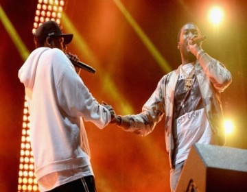 Jail Sentence: JAY-Z & Kevin Hart show support to Meek Mill