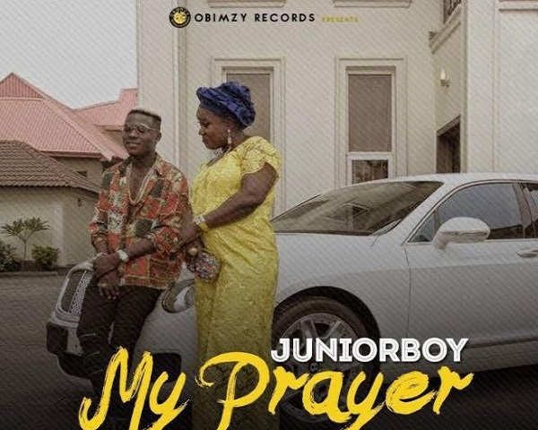 AMusic Video of the Week: Junior Boy – My Prayer