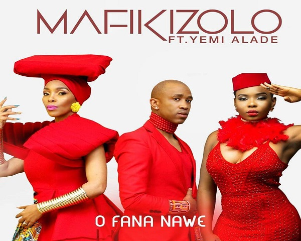 NEW VIDEO: Mafikizolo ft. Yemi Alade – Ofana Nawe