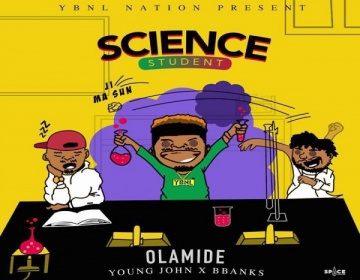 NEW MUSIC: Olamide – Science Student