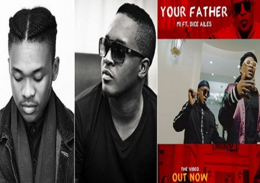 NEW VIDEO: Mi Abaga ft. Dice Ailes – Your Father