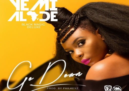 NEW VIDEO: Yemi Alade – Go Down