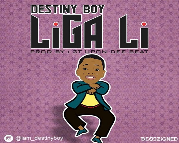 NEW MUSIC: Destiny Boy – Liga Li
