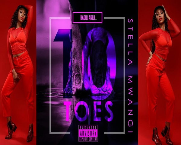 NEW VIDEO: Stella Mwangi – 10 Toes