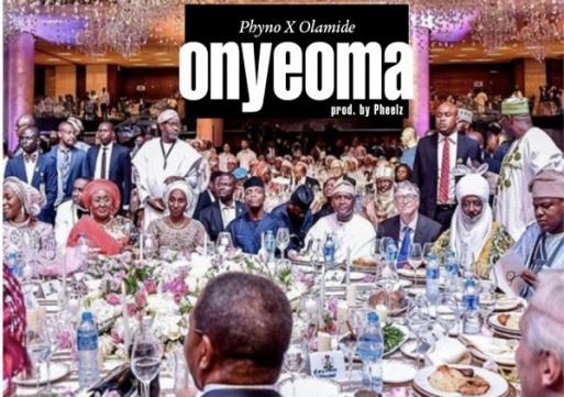 NEW MUSIC: Phyno x Olamide – Onyeoma