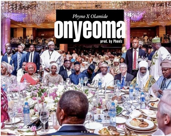 NEW MUSIC: Phyno x Olamide – Onyeoma