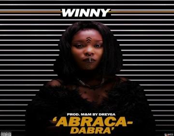 NEW MUSIC: Winny – Abracadabra | Prod. by Dreyga