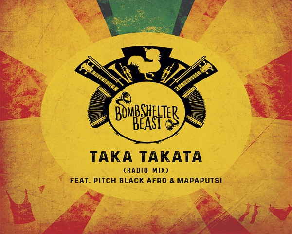 NEW VIDEO: BombShelter Beast – Taka Takata